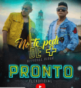 No te pedí de más de Flex ft Makano – Official Video